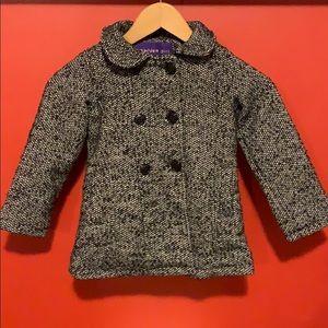 Wool Blend Madden Girl Pea Coat